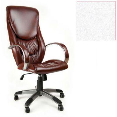 Офисное кресло Почин руководителя КР-4 (Белый, 3002) Коллекция Ecotex (матовые)