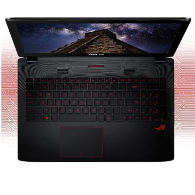 Ноутбук ASUS ROG GL552VX 90NB0AW3-M01140