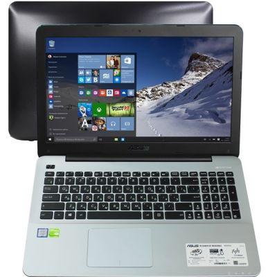 Ноутбук ASUS X555UJ-XO129T 90NB0AG2-M01460
