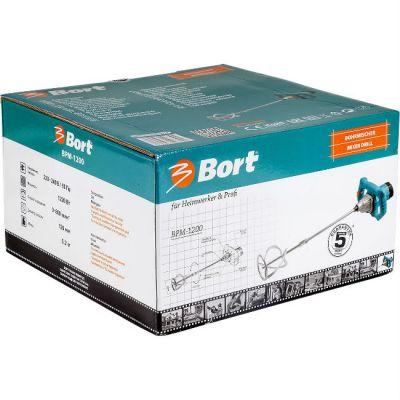 Дрель Bort миксер BPM-1200