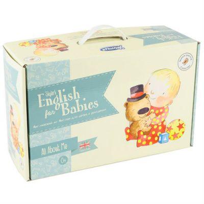 Умница Комплект для обучения детей английскому языку - Skylark English for Babies (S01)