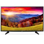 Телевизор LG 49LH513V Черный