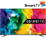 Телевизор LG 4К Ultra HD 49UH750V Титан