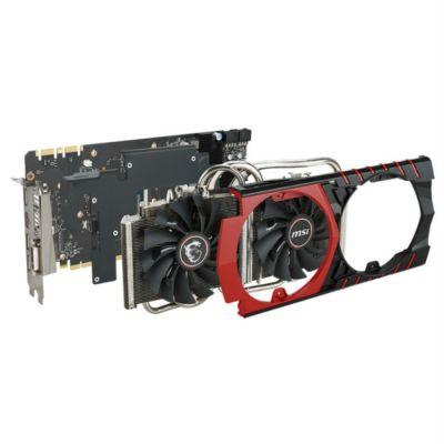 ���������� MSI GeForce GTX 980 1216Mhz PCI-E 3.0 4096Mb 7010Mhz 256 bit DVI HDMI HDCP