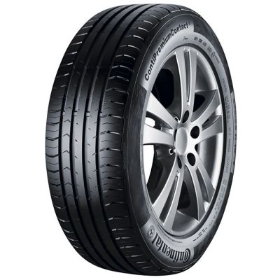 Летняя шина Continental ContiPremiumContact 5 195/60 R15 88H TL 356257