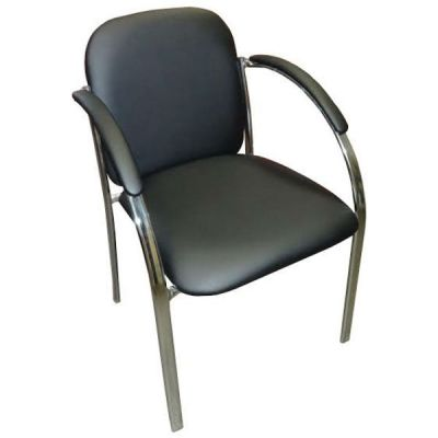 Почин Офисный стул с подлокотниками и спинкой