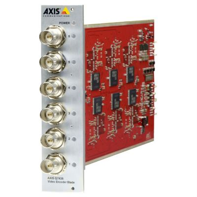 Axis Видеокодер Q7436 BLADE 0584-001