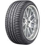 Летняя шина Continental ContiSportContact 3 285/35 ZR18 101Y XL FR MO 350258