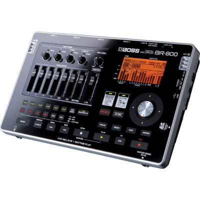 BOSS Цифровой рекордер BR800