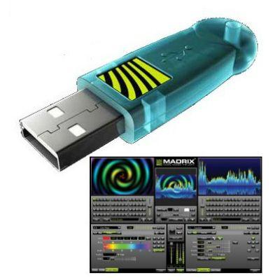 Madrix ����������� ����������� + USB KEY �� 64x512 DMX ������� KEY PROFESSIONAL
