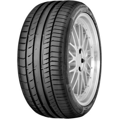 Летняя шина Continental ContiSportContact 5 SUV 275/45 R20 110Y TL XL FR 354176