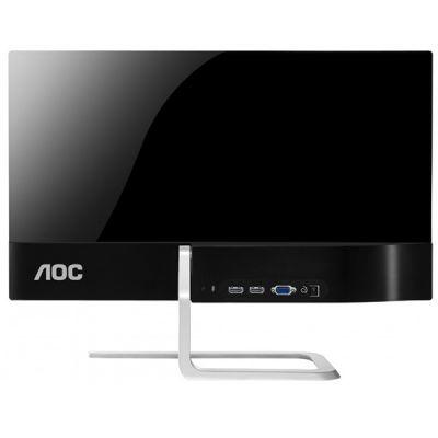 Монитор AOC I2281FWH Silver-Black