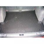 Norplast Коврик для багажника MB W166 M-Classe 2012 с бортиком полиуретановый черный NPA00-T56-560