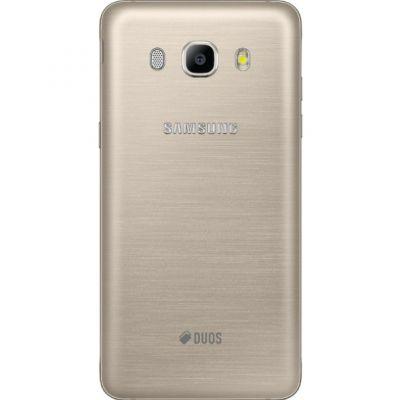 Смартфон Samsung Galaxy J5 (2016) SM-J510F/DS 16Gb Золотистый SM-J510FZDUSER