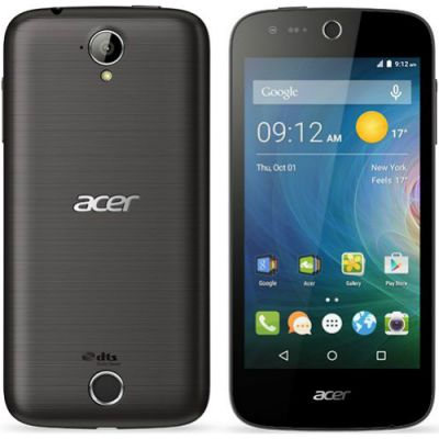 Смартфон Acer Liquid Z330 8Gb LTE Черный HM.HPUEU.002
