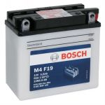 Аккумулятор для мототехники Bosch 6Ah 12V 506 011 004 A504 FP (M4F190) 9187740