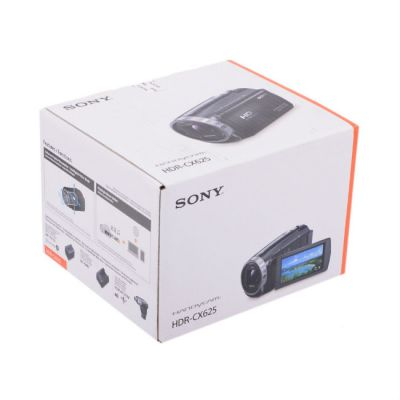 Видеокамера Sony HDR-CX625B Black HDRCX625B.CEL (0347583)