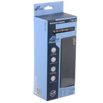 Адаптер питания FSP для ноутбуков (универсальный) NB 120 PNA1200168