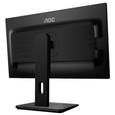 Монитор AOC E2275PWJ(/01) черный