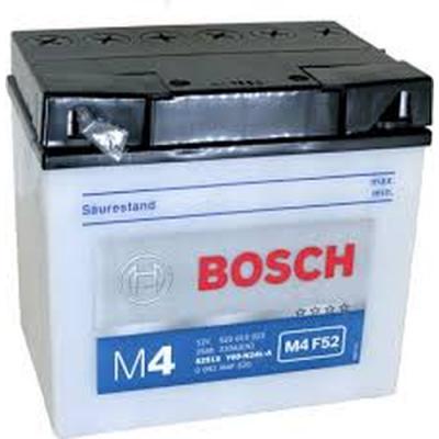 Bosch Аккумулятор для мототехники (25Ah) 12V 525 015 022 A504 FP (M4F520) 9187730