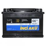 Автомобильный аккумулятор Supr A Inci 66 (600)(8256) о.п. 9174544