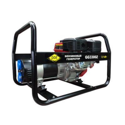 Генератор DDE бензиновый GG3300Z
