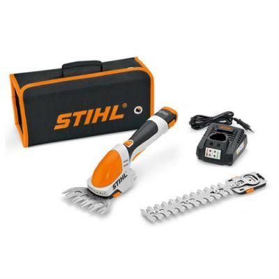 Stihl Аккумуляторные ножницы HSA 25+ 45150113510к