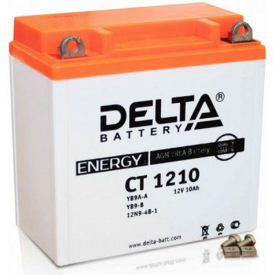 Аккумулятор для мототехники Delta CT 1210 9190763