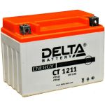Delta Аккумулятор для мототехники CT 1211 9190765