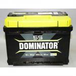 Автомобильный аккумулятор Dominator 6СТ-55 п.п. 9185922