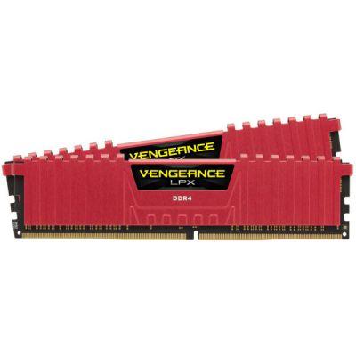 Оперативная память Corsair DDR4 2x16Gb 2666MHz RTL DIMM 288-pin 1.2В CMK32GX4M2A2666C16