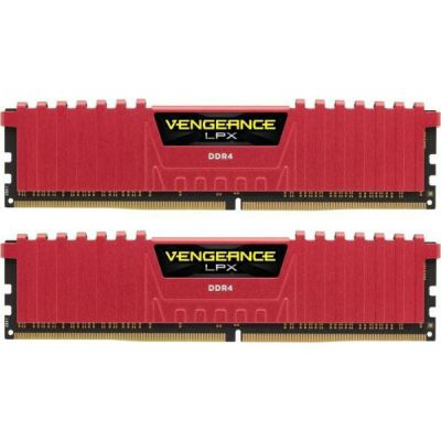 Оперативная память Corsair DDR4 2x4Gb 3000MHz RTL PC4-24000 CL15 DIMM 288-PIN CMK8GX4M2B3000C15