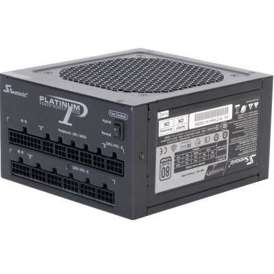 Блок питания Seasonic ATX 660W Platinum 660 (SS-660XP2)