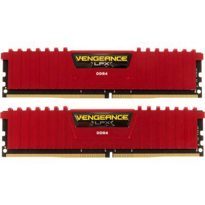 Оперативная память Corsair DDR4 2x8Gb 2400MHz RTL PC4-19200 CMK16GX4M2A2400C14R