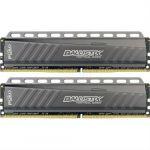 Оперативная память Crucial DDR4 2x8Gb 2666MHz RTL PC4-21300 CL16 DIMM 288-pin BLT2C8G4D26AFTA