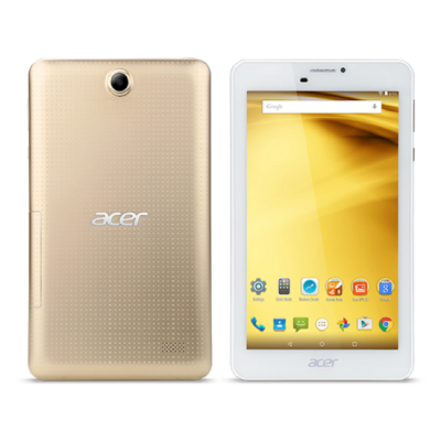 Планшет Acer Iconia Talk 7 16GB 3G Gold+White B1-723 NT.LBSEE.004