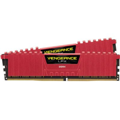 Оперативная память Corsair DDR4 2x8Gb 3466MHz RTL PC4-27700 CMK16GX4M2B3466C16R