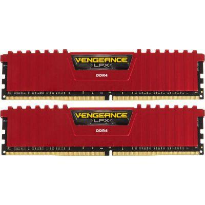Оперативная память Corsair DDR4 2x4Gb 2133MHz RTL PC4-17000 CL13 DIMM 288-pin CMK8GX4M2A2133C13R