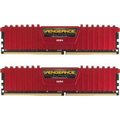 Оперативная память Corsair DDR4 2x4Gb 2666MHz RTL PC4-21300 CL16 DIMM 288-pin CMK8GX4M2A2666C16R