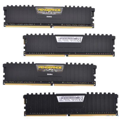 Оперативная память Corsair DDR4 4x4Gb 3300MHz RTL PC4-26400 CL16 DIMM 288-pin CMK16GX4M4B3300C16