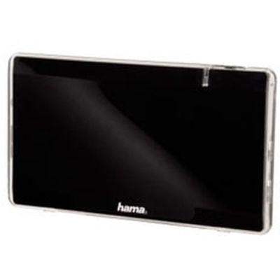 ТВ антенна Hama комнатная FLAT43 активная TV/FM/DVB-T 43 дБ 30 - 950 МГц черный H-44304