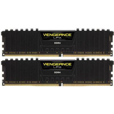 Оперативная память Corsair DDR4 2x4Gb 2133MHz RTL PC4-17000 CL13 DIMM 288-pin CMK8GX4M2A2133C13
