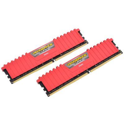 Оперативная память Corsair DDR4 2x4Gb 3200MHz RTL PC4-25600 CL16 DIMM 288-pin CMK8GX4M2B3200C16R