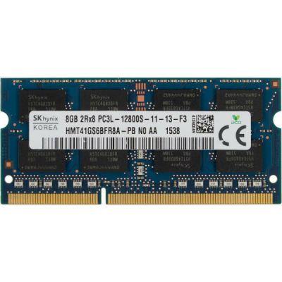 Оперативная память Hynix DDR3 8Gb 1600MHz OEM PC3-12800 SO-DIMM 204-pin HMT41GS6AFR8A