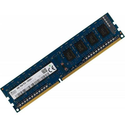 Оперативная память Hynix DDR3 4Gb 1600MHz OEM PC3-12800 DIMM 240-pin HMT451U6AFR8C