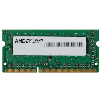 Оперативная память AMD DDR3 4Gb 1600MHz OEM PC3-12800 CL11 SO-DIMM 204-pin R534G1601S1S-UGO