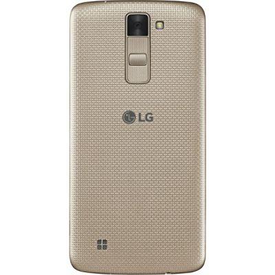 Смартфон LG K8 K350E 16Gb Золотистый LGK350E.ACISKG