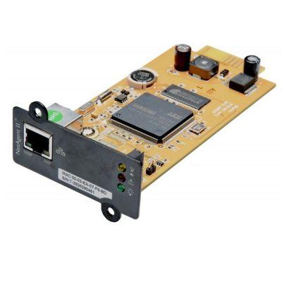 Адаптер Powercom SNMP для ИБП NetAgent II(CP504) внутренний 1-порт CP504