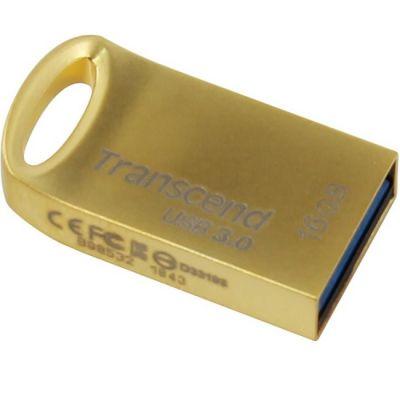 Флешка Transcend 16GB JetFlash 710S USB 3.0 Gold TS16GJF710G