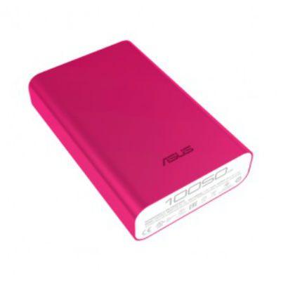 Портативный аккумулятор (Power Bank) ASUS ZenPower ABTU005 Li-Ion 10050mAh 2.4A розовый 1xUSB 90AC00P0-BBT030